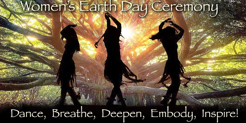 Women's Earth Day Ceremony