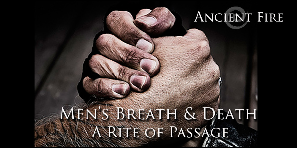 A Right of Passage Men's Breathwork and Death